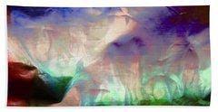 Abstract 7007 Beach Towel