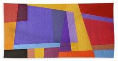 Abstract Composition 7 Beach Sheet