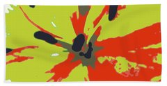Abstract Expression 218 Beach Towel