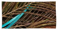 Abstract Feather  Beach Sheet