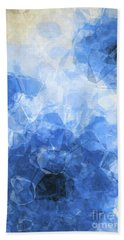 Abstract Flower Vii Beach Towel