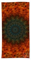 Abstract Fractal  Beach Towel