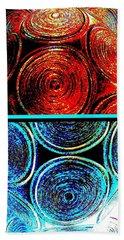 Abstract Fusion 275 Beach Sheet by Will Borden