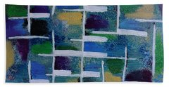 Abstract II Beach Towel