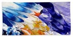 Abstract Series 0615a-4-l2 Beach Towel