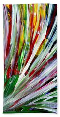 Abstract Series C1015cp Beach Towel
