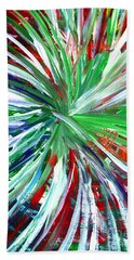 Abstract Series C1015dp Beach Towel