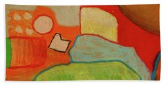 Abstraction123 Beach Towel