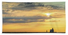 Beach Towel featuring the photograph Abundance Of Atmosphere by Bill Pevlor