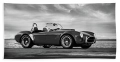 Ac Shelby Cobra Beach Sheet by Mark Rogan