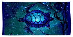 Across The Universe Beach Towel