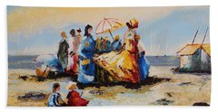 Acrylic Msc 191 Beach Towel