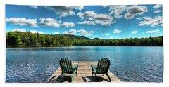 Adirondack Panorama Beach Sheet