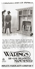 Advertisement For An Early 20th Century Beach Towel