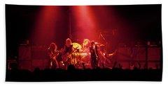 Aerosmith Beach Towel