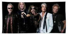 Aerosmith Beach Towel