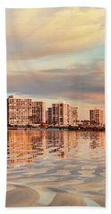 Afloat 6x14 Panel 5 Beach Towel