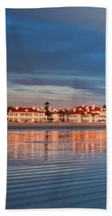 Afloat Panel 1 16x7.25 Beach Towel