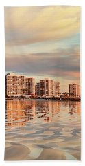 Afloat Panel 5 16x Beach Towel