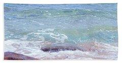 African Seashore Beach Towel