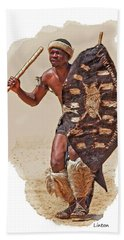 African Tribal Traditions 1 Beach Towel