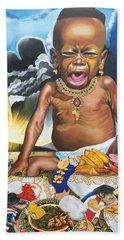 African't Beach Towel