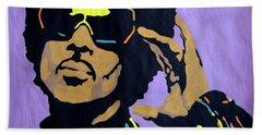 Afro Prince Beach Sheet