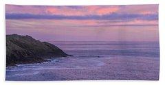 After Sunset  Beach Towel