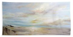 After The Storm Beach Towel by Dina Dargo