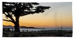 Afterglow Beach Towel