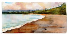 Aganoa Beach Savai'i Beach Towel