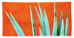 Agave 2 Beach Towel