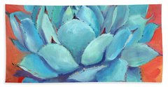 Agave 3 Beach Towel