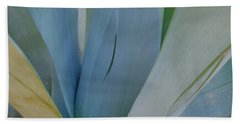 Agave Colors Beach Towel