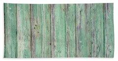 Aged Wood Beach Sheet