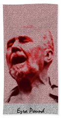 Beach Towel featuring the digital art Agony by Asok Mukhopadhyay