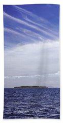 Ahoy Bounty Island Resort Beach Towel