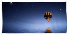 Air Ballon Beach Towel