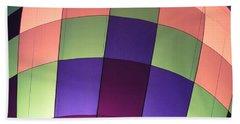 Air Balloon Beach Sheet