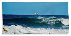 Air Bourne Beach Towel