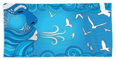 Air Element Beach Sheet