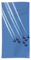 Air Show 1 Beach Towel