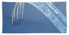 Air Show 2 Beach Towel