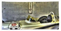 Aj Foyt 1961 Roadster Beach Sheet