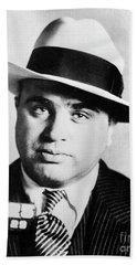 Al Capone Mugsot Beach Towel