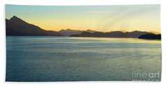 Alaska3 Beach Towel