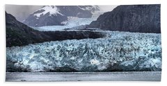 Glacier Bay National Park Beach Towel