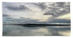 Alaskan Sunrise Beach Sheet