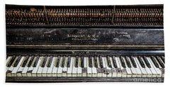 Albrecht Company Piano Beach Sheet