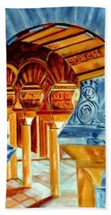 Alcazaba Beach Sheet by Manuel Sanchez
